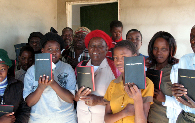 Kalanga New Testaments