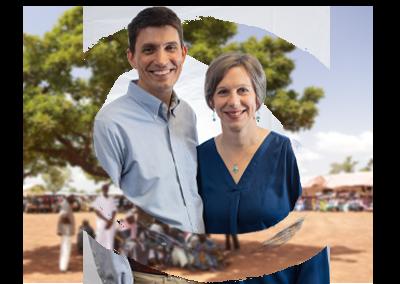 Rev. Dr. Nathan and Sarah Esala