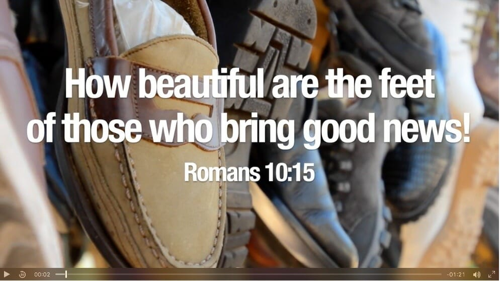 Romans 10:15