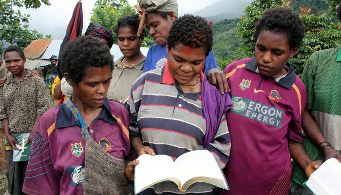 Papua New Guinea | Haruai New Testament (2010)