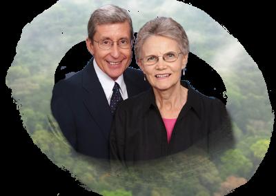 Tom and Mary Holman