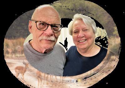 Rev. Dr. Michael and Jo Ann Megahan