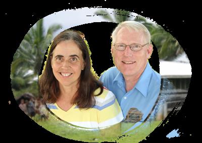 Jon and Carol Shaneyfelt