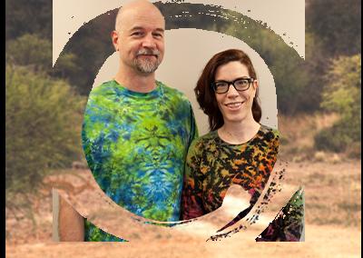 Rob and Eshinee Veith