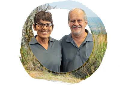 Martin and Joan Weber