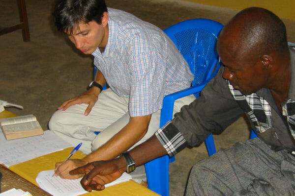 Komba New Testament Translation (Ghana)