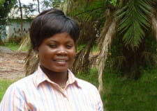 Ms. Fanely Phiri, Nsenga Translator