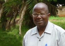 Canon Father Fasten Y Tembo, Nsenga Translator, Zambia