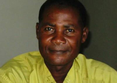 Emmanuel Ayetse, Literacy Worker, Ghana
