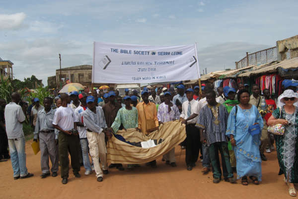 Sierra Leone | Kono New Testament (2008)