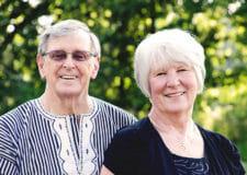 Rev. Larry and Mae Johnson