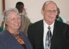 Rev. Michael and Jo Ann Megahan