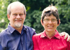 Missionaries Martin and Joan Weber