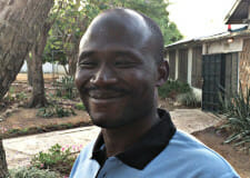 Rev. Linus Otronyi, Intl Associate, Nigeria