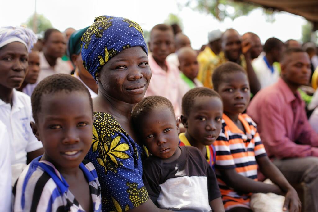 Celebrating the Komba New Testament dedication in Tamale, Ghana