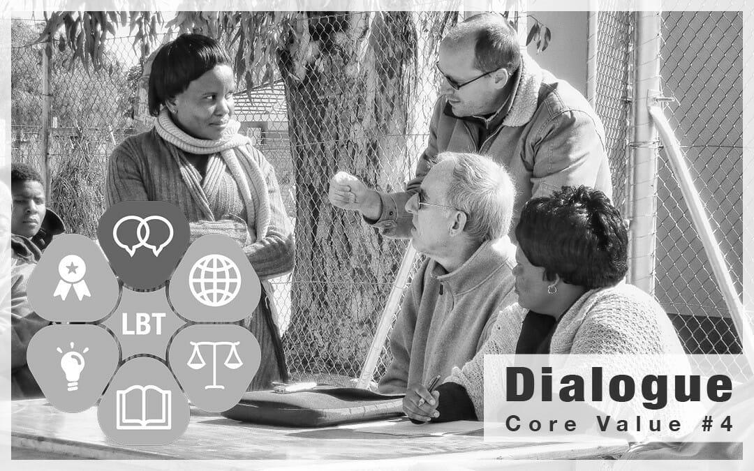 LBT Core Values – Dialogue