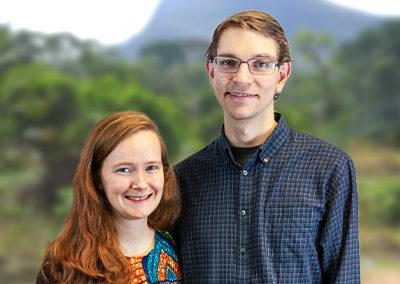 Michael and Naomi Ersland
