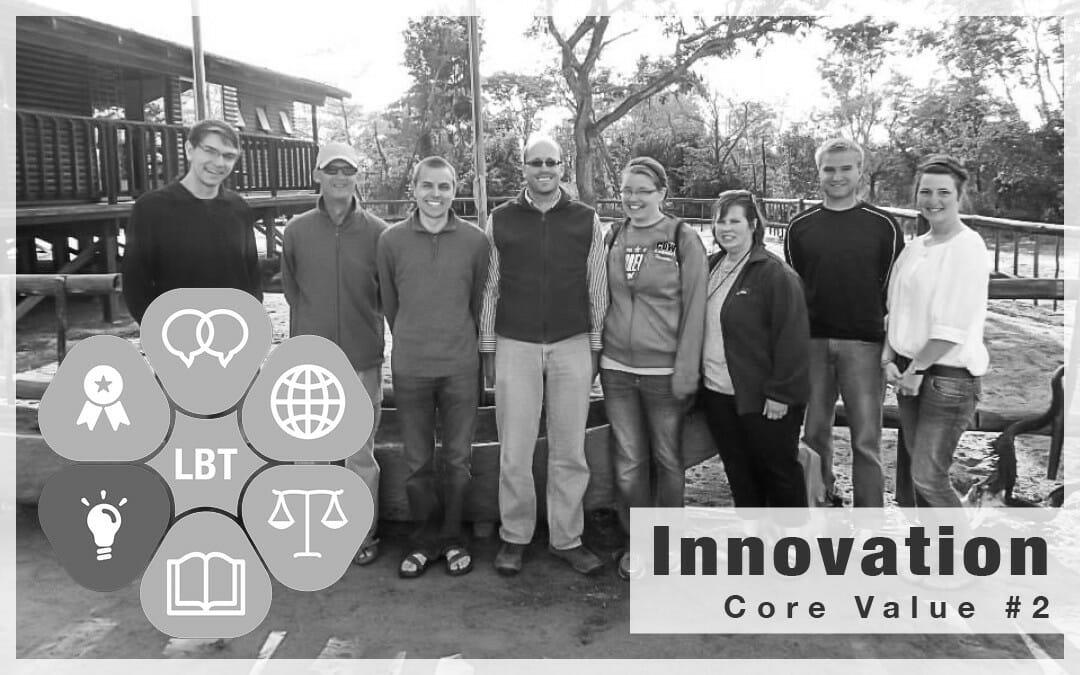 LBT Core Values – Innovation