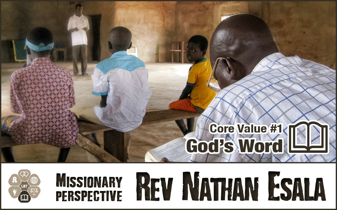 LBT Core Values – God's Word