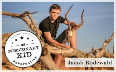 The MK Perspective – Jacob Rodewald