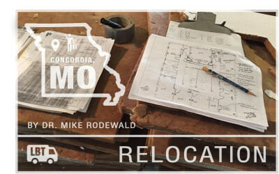 Relocation – Archiving