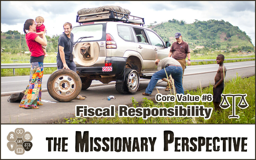 LBT Core Values – Fiscal Responsibility