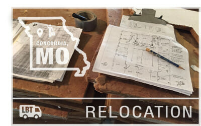 Relocation – Settling In