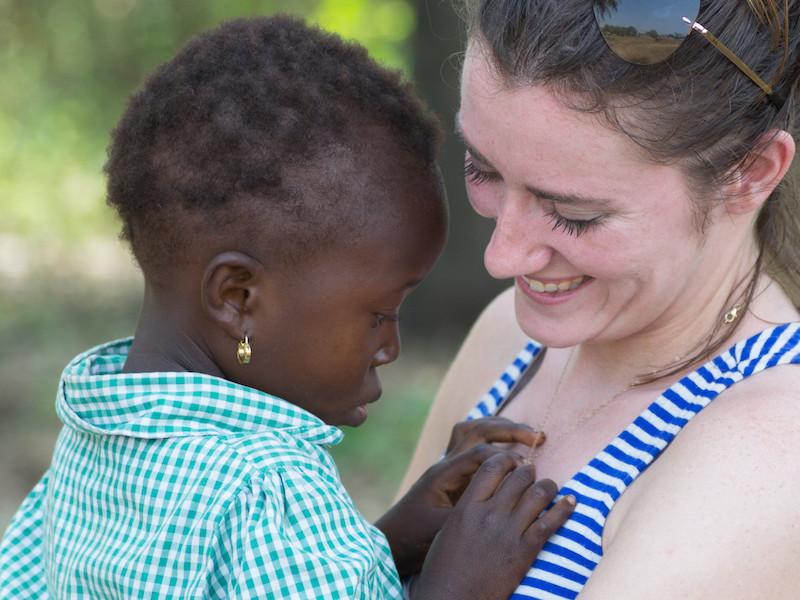 Hannah in Sierra Leone - Jan 2016