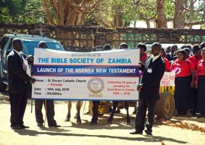 Joyous Celebration Among the Nsenga of Zambia