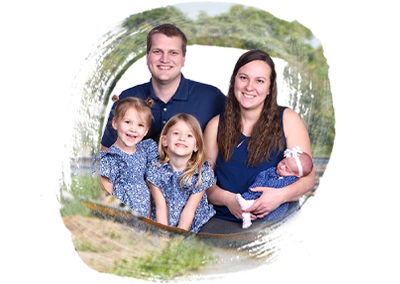 Rev. Andrew and Alexis Olson