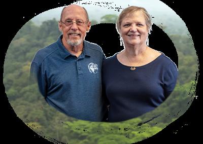 Rev. Claude and Rhoda Houge