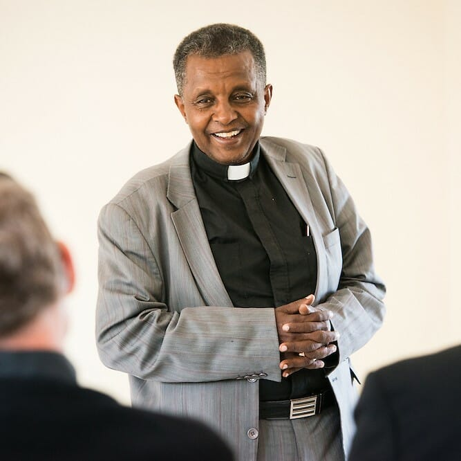 Rev. Dr. Berhanu Ofgaa