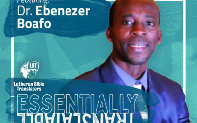 Essentially Translatable: Multi-Lingual Identity | Dr. Ebenezer Boafo