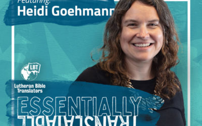 Essentially Translatable: Finding Hope | Heidi Goehmann