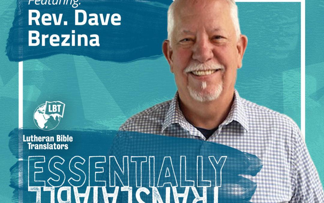 Essentially Translatable: Opportunity to Share | Rev. Dave Brezina