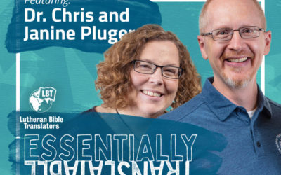Essentially Translatable: Open Doors | Dr. Chris & Janine Pluger